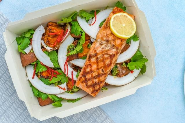 koolhydraatarm dieet vis