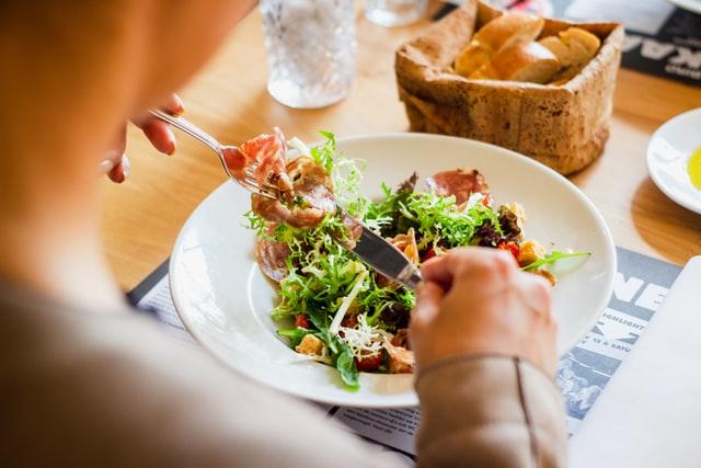 low carb salade