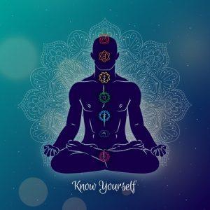 chakra's meditatie